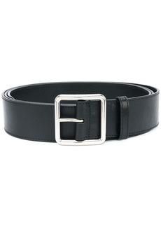 Alexander McQueen buckled belt