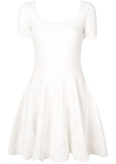Alexander McQueen classic fit-and-flare dress