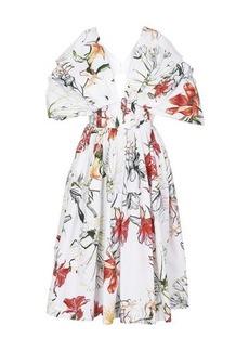 Alexander McQueen Cocoon dress