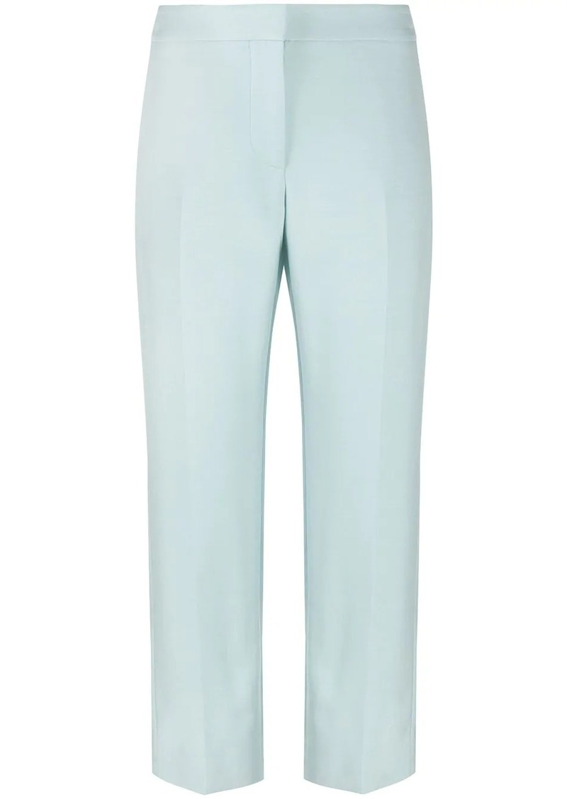 Alexander McQueen cropped tapered trousers