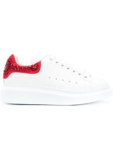 Alexander McQueen embellished oversized sneakers