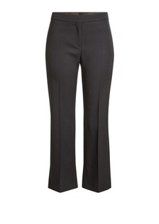 Alexander McQueen Flared Wool Pants
