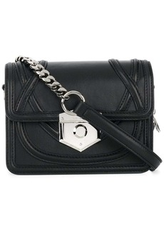 Alexander McQueen foldover top crossbody bag
