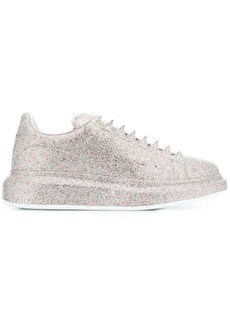Alexander McQueen glitter embellished chunky sneakers