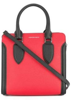 Alexander McQueen Heroine colour-block bag