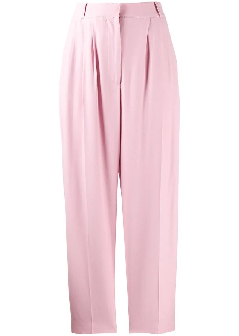 Alexander McQueen high-waist trousers
