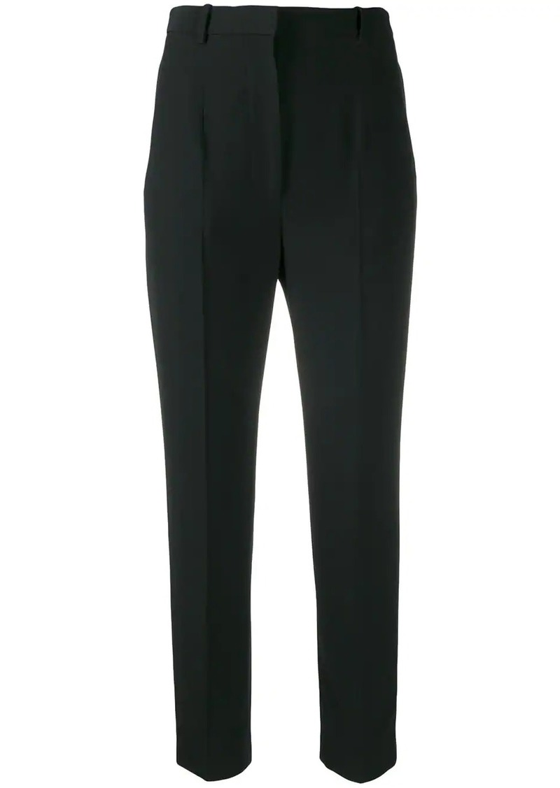 Alexander McQueen high waisted tailored trousers