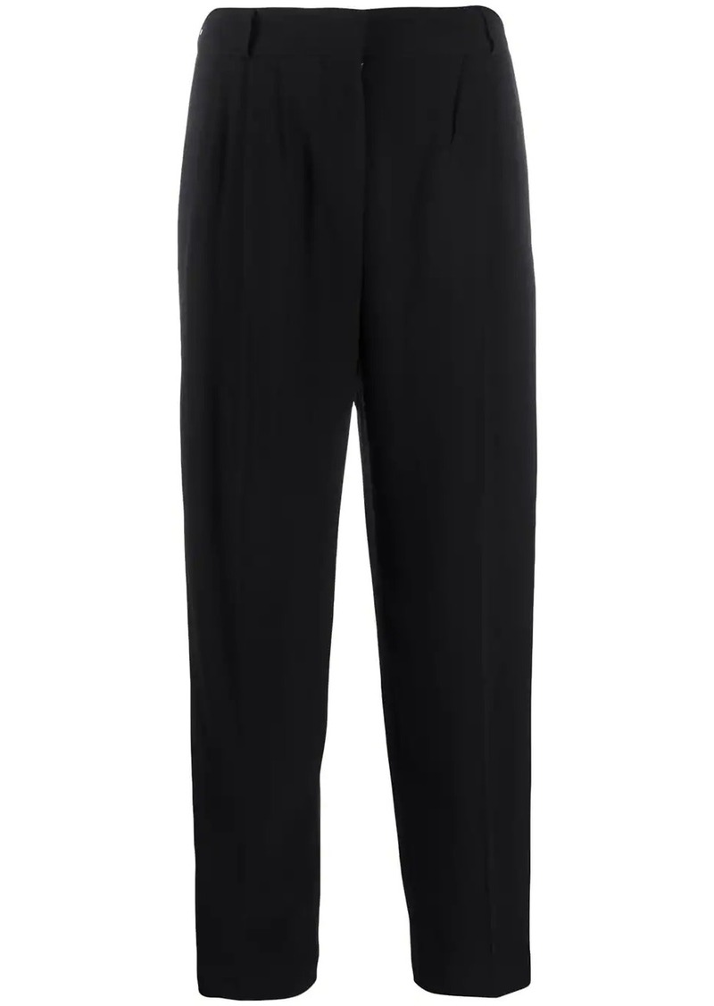 Alexander McQueen high-waisted trousers