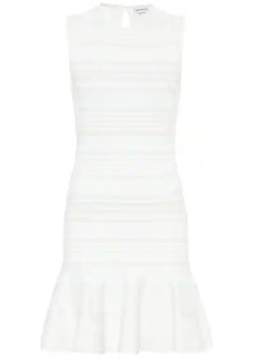 Alexander McQueen Knit minidress