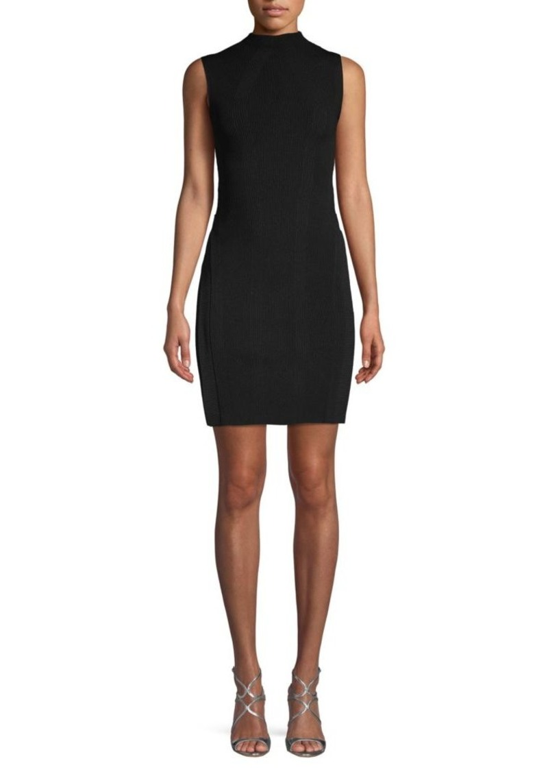 Alexander McQueen Knit Sheath Dress