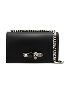 Alexander McQueen Knuckle Duster satchel bag