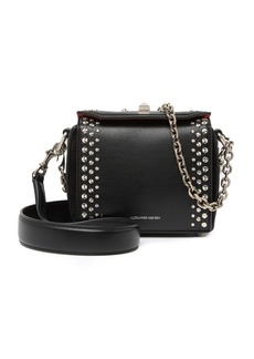 Alexander McQueen Leather Box Shoulder Bag 16