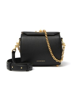 Alexander McQueen Leather Box Shoulder Bag 19
