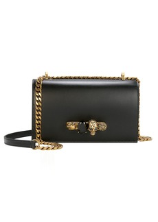 Alexander McQueen Leather Crossbody Bag