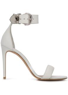 Alexander McQueen Medieval buckle sandals