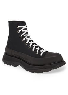 Men's Alexander Mcqueen Cap Toe Boot