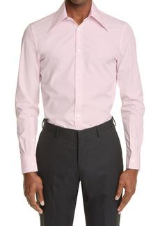 Men's Alexander Mcqueen Classic Button-Up Shirt