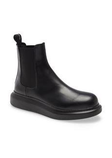 Men's Alexander Mcqueen Platform Chelsea Boot