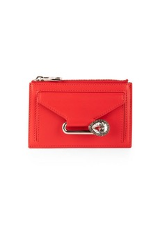 Alexander McQueen Mini Pin Leather Pouch
