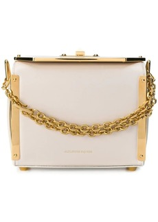 Alexander McQueen mini square crossbody bag c