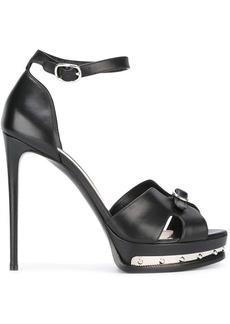 Alexander McQueen Mod sandals