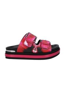 Alexander McQueen Oversize sandals