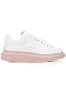 Alexander McQueen oversized contrast sole sneakers