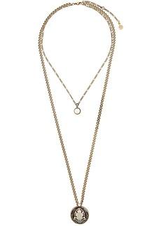 Alexander McQueen pendant necklace