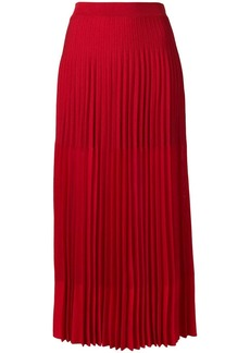 Alexander McQueen pleated skirt