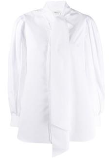 Alexander McQueen puffed sleeve shirt