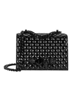 Alexander McQueen Quilted Crossbody Jewel Satchel