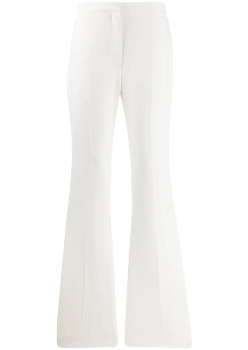 Alexander McQueen sharp flared trousers