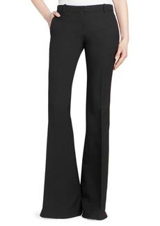 Alexander McQueen Side Stripe Bootcut Trousers