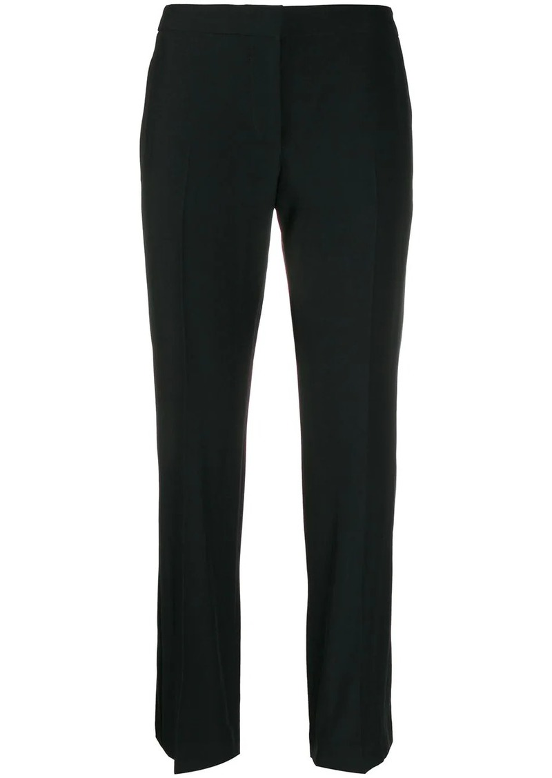 Alexander McQueen side stripe tailored trousers