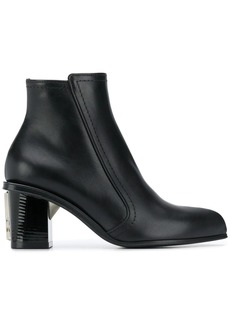 Alexander McQueen side-zip fastening boots