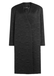 Alexander McQueen Silk Coat