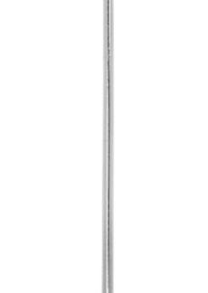 Alexander McQueen Silver Skull Pin