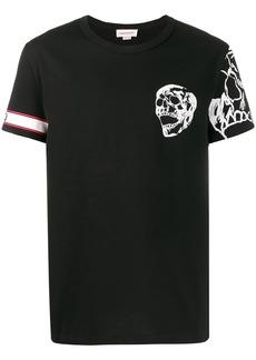 Alexander McQueen Skull detail T-shirt