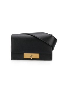Alexander McQueen Skull Lock belt bag