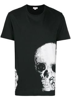 Alexander McQueen Skull Rose T-shirt