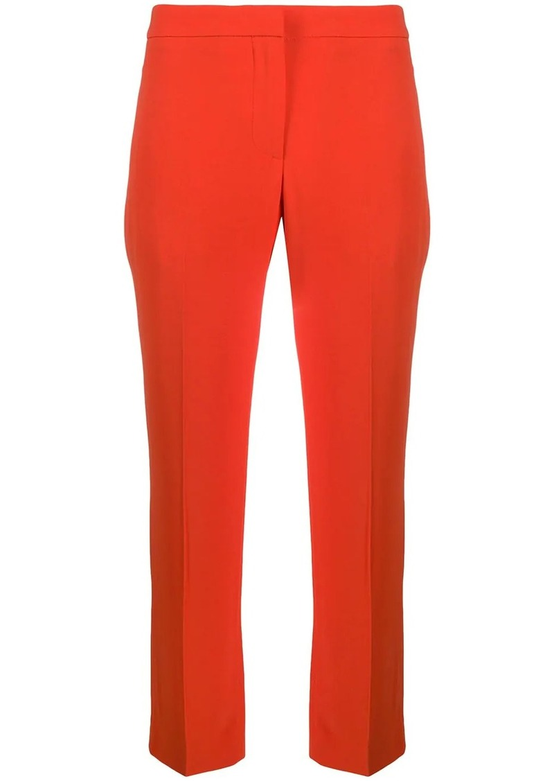 Alexander McQueen slim-fit tailored trousers