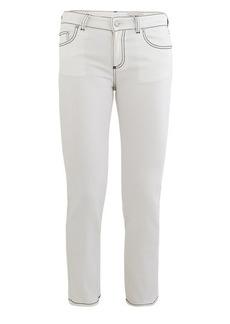 Alexander McQueen Straight jeans
