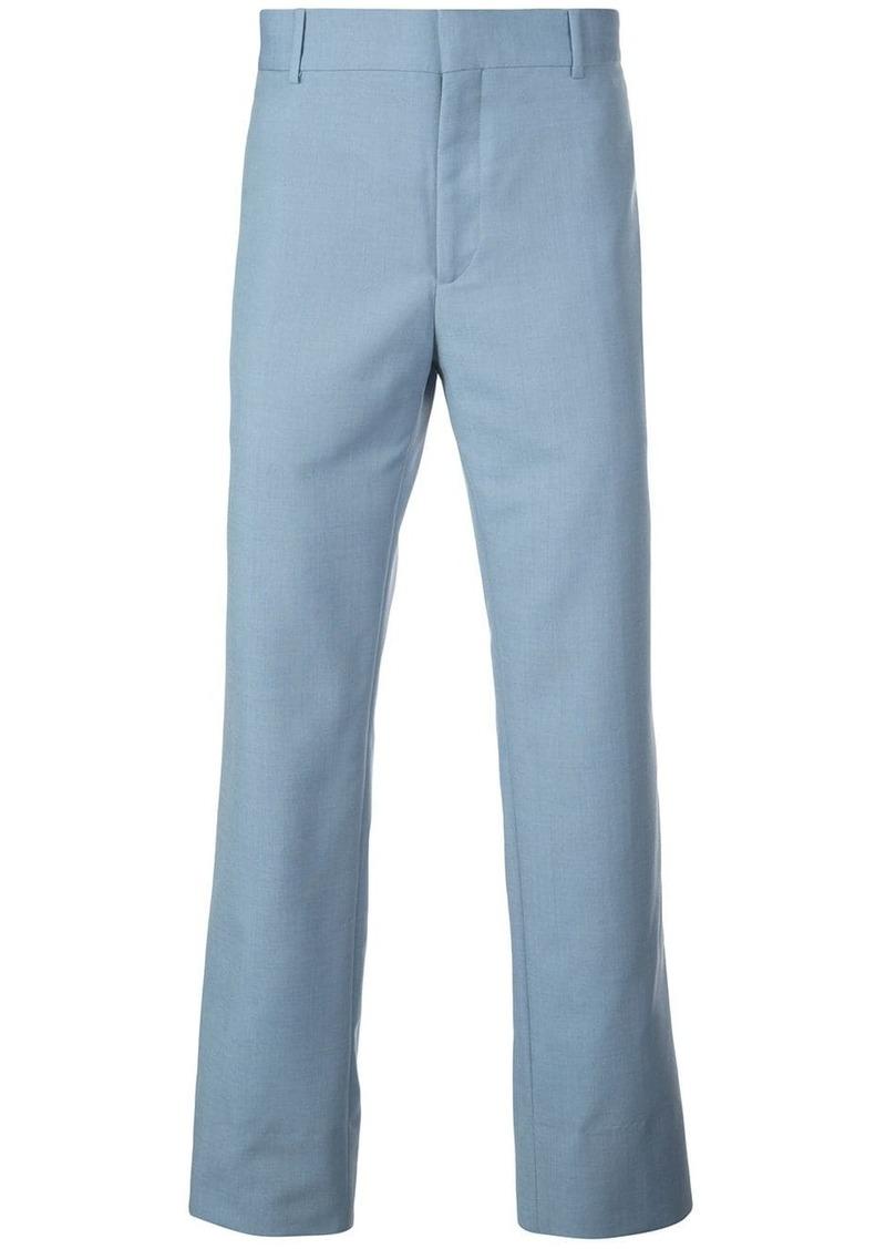 Alexander McQueen straight-leg tailored trousers