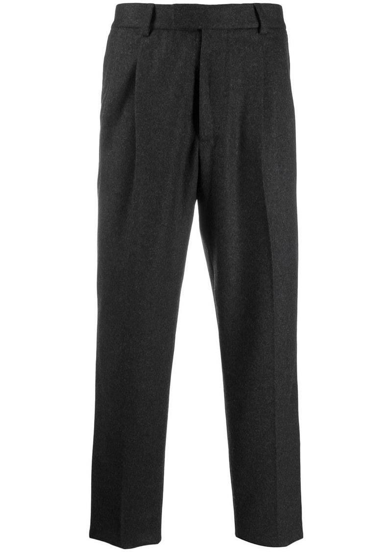Alexander McQueen straight-leg trousers