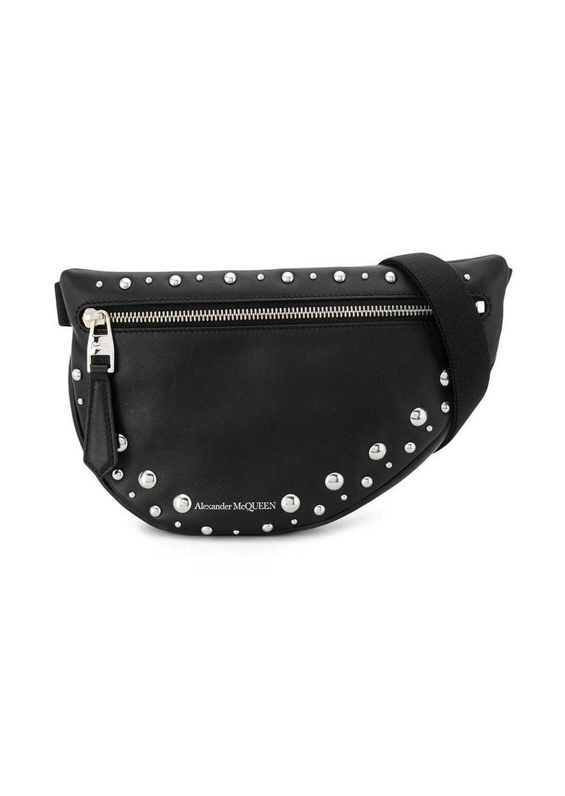 Alexander McQueen studded belt bag