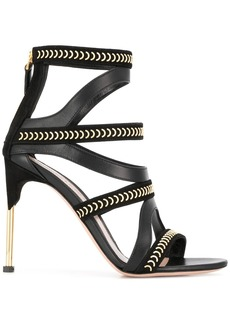 Alexander McQueen studded strap sandals