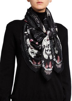 Alexander McQueen Trapped In The Shawl