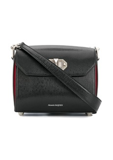 Alexander McQueen twist-lock fastening shoulder bag