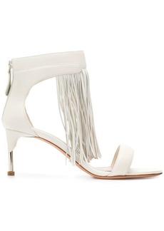 Alexander McQueen Valentino Garavani fringed sandals