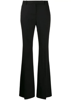 Alexander McQueen wide-leg tailored trousers